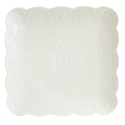 Тарелка десертная 19см Astera Paradise White A0570-RS09