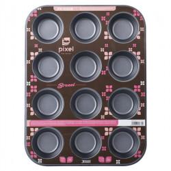 Форма для выпечки мафин Pixel Brezel PX-10208