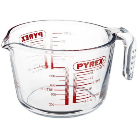 Мерный стакан 1л Pyrex Classic 264B000