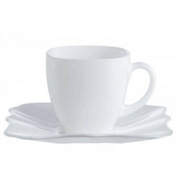 Сервиз чайный 12пр Luminarc Authentic White D8766