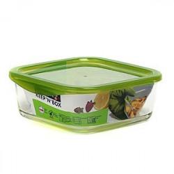 Емкость для еды  квадратна 1170мл Luminarc Keep'n'Box G3252