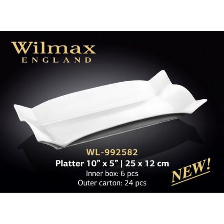 Блюдо глубокое Wilmax 25х12см WL-992582