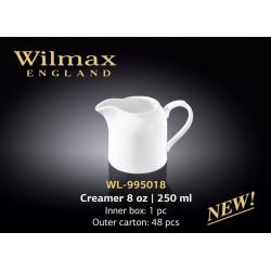 Молочник 250мл Wilmax WL-995018