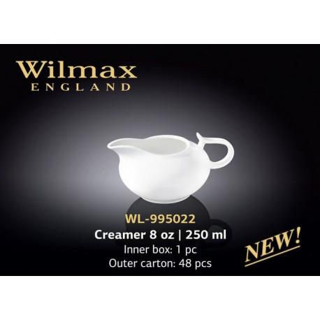 Молочник 250мл Wilmax WL-995022