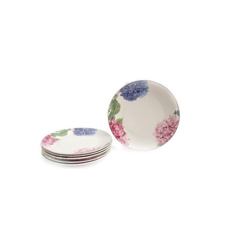 Набор десертных тарелок 20см/6шт  Astera Hortensie A05230-S3-34