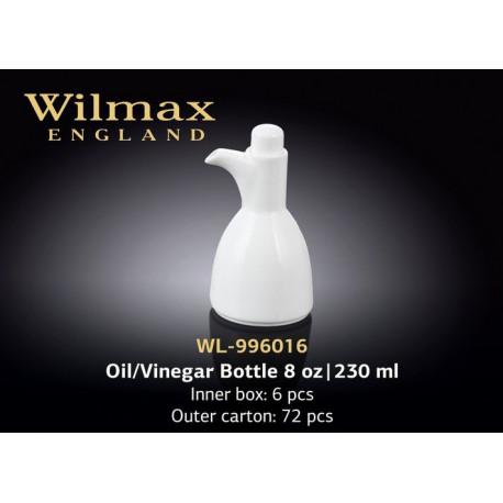 Бутылочка для уксуса 230мл Wilmax WL-996016