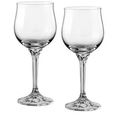 Набор бокалов для вина 230мл/6шт Bohemia Diana