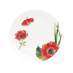 Тарелка обеденная 25 см Luminarc Blooming P3495