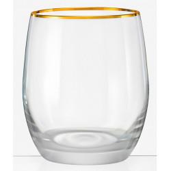 Набор стаканов низких 300мл 6шт Bohemia Club M8636