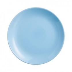 Тарелка десертная 19см Luminarc Diwali Light Blue P2612