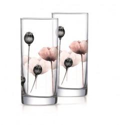 Набор стаканов 270мл/6шт Luminarc Angelique Rose Q6104