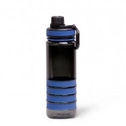 Бутылка спортивная для воды 750 мл  (черно-синий) Kamille 2302