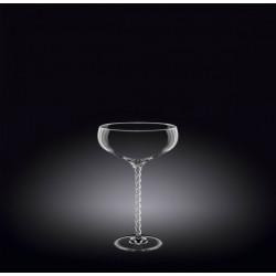 Набор креманок/бокалов для шампанского 300мл/2шт Wilmax Julia Vysotskaya WL-888105-JV / 2C