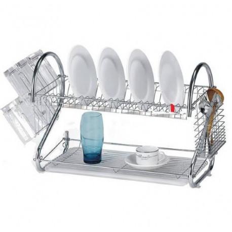 Сушилка для посуды 43х26,5х39 см Maestro MR-1025-43