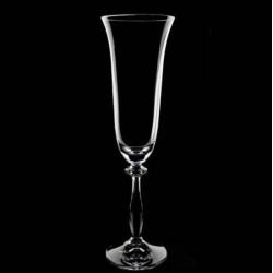 Бокалы для шампанского Bohemia Angela 190 мл-6 шт