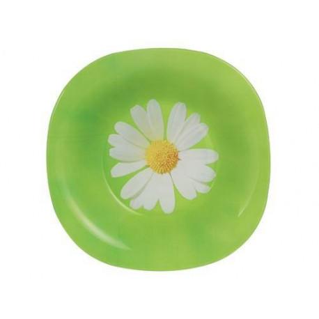 Тарелка глубокая 22см Luminarc Paquerette Green G0089